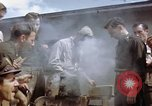Image of Moosburg POW camp liberated prisoners Moosburg Germany, 1945, second 19 stock footage video 65675040694