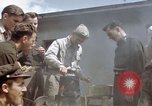 Image of Moosburg POW camp liberated prisoners Moosburg Germany, 1945, second 22 stock footage video 65675040694