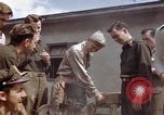 Image of Moosburg POW camp liberated prisoners Moosburg Germany, 1945, second 24 stock footage video 65675040694