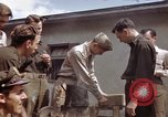 Image of Moosburg POW camp liberated prisoners Moosburg Germany, 1945, second 25 stock footage video 65675040694