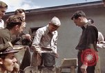 Image of Moosburg POW camp liberated prisoners Moosburg Germany, 1945, second 26 stock footage video 65675040694