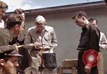 Image of Moosburg POW camp liberated prisoners Moosburg Germany, 1945, second 27 stock footage video 65675040694