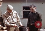 Image of Moosburg POW camp liberated prisoners Moosburg Germany, 1945, second 29 stock footage video 65675040694