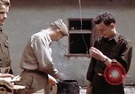 Image of Moosburg POW camp liberated prisoners Moosburg Germany, 1945, second 32 stock footage video 65675040694