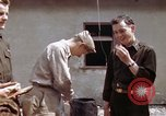 Image of Moosburg POW camp liberated prisoners Moosburg Germany, 1945, second 34 stock footage video 65675040694