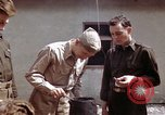 Image of Moosburg POW camp liberated prisoners Moosburg Germany, 1945, second 38 stock footage video 65675040694