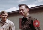 Image of Moosburg POW camp liberated prisoners Moosburg Germany, 1945, second 43 stock footage video 65675040694