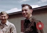 Image of Moosburg POW camp liberated prisoners Moosburg Germany, 1945, second 44 stock footage video 65675040694