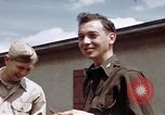 Image of Moosburg POW camp liberated prisoners Moosburg Germany, 1945, second 47 stock footage video 65675040694