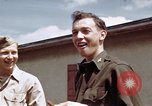 Image of Moosburg POW camp liberated prisoners Moosburg Germany, 1945, second 49 stock footage video 65675040694