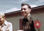 Image of Moosburg POW camp liberated prisoners Moosburg Germany, 1945, second 50 stock footage video 65675040694