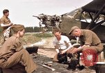 Image of U.S. Army aircraft mechanics Germany, 1945, second 1 stock footage video 65675040696