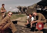 Image of U.S. Army aircraft mechanics Germany, 1945, second 2 stock footage video 65675040696