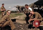 Image of U.S. Army aircraft mechanics Germany, 1945, second 3 stock footage video 65675040696