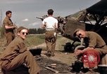 Image of U.S. Army aircraft mechanics Germany, 1945, second 5 stock footage video 65675040696