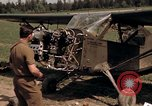 Image of U.S. Army aircraft mechanics Germany, 1945, second 8 stock footage video 65675040696