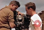 Image of U.S. Army aircraft mechanics Germany, 1945, second 13 stock footage video 65675040696