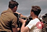 Image of U.S. Army aircraft mechanics Germany, 1945, second 15 stock footage video 65675040696