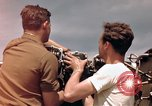 Image of U.S. Army aircraft mechanics Germany, 1945, second 16 stock footage video 65675040696