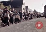 Image of German prisoners under Allied guard in Germany Germany, 1945, second 16 stock footage video 65675040698