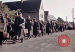Image of German prisoners under Allied guard in Germany Germany, 1945, second 19 stock footage video 65675040698