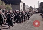 Image of German prisoners under Allied guard in Germany Germany, 1945, second 34 stock footage video 65675040698