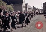 Image of German prisoners under Allied guard in Germany Germany, 1945, second 38 stock footage video 65675040698