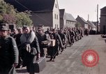 Image of German prisoners under Allied guard in Germany Germany, 1945, second 41 stock footage video 65675040698