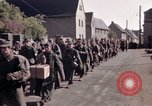Image of German prisoners under Allied guard in Germany Germany, 1945, second 43 stock footage video 65675040698