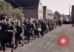 Image of German prisoners under Allied guard in Germany Germany, 1945, second 47 stock footage video 65675040698