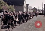 Image of German prisoners under Allied guard in Germany Germany, 1945, second 49 stock footage video 65675040698