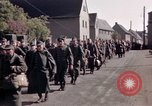 Image of German prisoners under Allied guard in Germany Germany, 1945, second 51 stock footage video 65675040698
