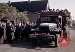 Image of German prisoners under Allied guard in Germany Germany, 1945, second 53 stock footage video 65675040698