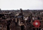 Image of War-torn city of Cologne Cologne Germany, 1945, second 28 stock footage video 65675040700