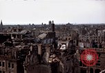 Image of War-torn city of Cologne Cologne Germany, 1945, second 29 stock footage video 65675040700