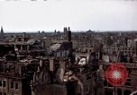 Image of War-torn city of Cologne Cologne Germany, 1945, second 30 stock footage video 65675040700