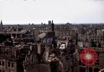 Image of War-torn city of Cologne Cologne Germany, 1945, second 33 stock footage video 65675040700