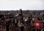 Image of War-torn city of Cologne Cologne Germany, 1945, second 34 stock footage video 65675040700