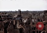 Image of War-torn city of Cologne Cologne Germany, 1945, second 35 stock footage video 65675040700