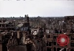Image of War-torn city of Cologne Cologne Germany, 1945, second 36 stock footage video 65675040700