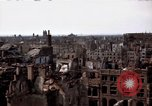 Image of War-torn city of Cologne Cologne Germany, 1945, second 37 stock footage video 65675040700