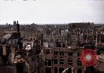 Image of War-torn city of Cologne Cologne Germany, 1945, second 40 stock footage video 65675040700