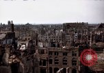 Image of War-torn city of Cologne Cologne Germany, 1945, second 41 stock footage video 65675040700