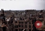 Image of War-torn city of Cologne Cologne Germany, 1945, second 42 stock footage video 65675040700