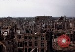 Image of War-torn city of Cologne Cologne Germany, 1945, second 44 stock footage video 65675040700