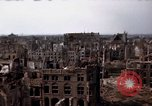 Image of War-torn city of Cologne Cologne Germany, 1945, second 45 stock footage video 65675040700
