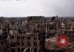Image of War-torn city of Cologne Cologne Germany, 1945, second 46 stock footage video 65675040700