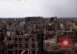 Image of War-torn city of Cologne Cologne Germany, 1945, second 47 stock footage video 65675040700