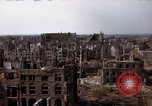 Image of War-torn city of Cologne Cologne Germany, 1945, second 48 stock footage video 65675040700