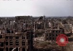 Image of War-torn city of Cologne Cologne Germany, 1945, second 49 stock footage video 65675040700
